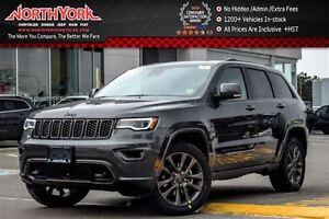 2017 Jeep Grand Cherokee Limited 75th Anniversary|4x4|Luxury,Saf