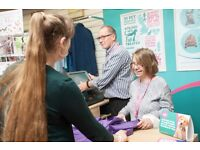 Volunteer Retail Assistants - PDSA Charity Shop, Kirkcaldy