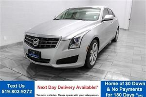 2013 Cadillac ATS 2.5L w/ LEATHER! POWER + HEATED SEATS! ALLOYS!