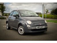 2012 FIAT 500 LOUNGE 1.2 Petrol | START/ STOP | FULL SERVICE HISTORY