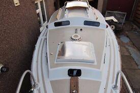 Boat 19ft Caprice.