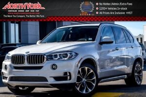 2015 BMW X5 xDrive35d |Sunroof|Nav|BackUpCam|Leather|ExtendedW