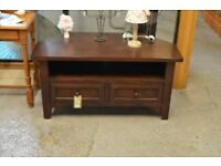 Solid Mango Wood Marks and Spencers Alexa TV Cabinet - GT 044