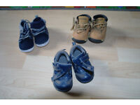 Shoes from Mothercare & Genuine Kids size 2 & 3 £13