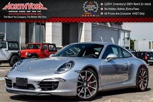 2014 Porsche 911 Carrera 4S|400HP|CleanCarProof|Bose Audio Pkg|D