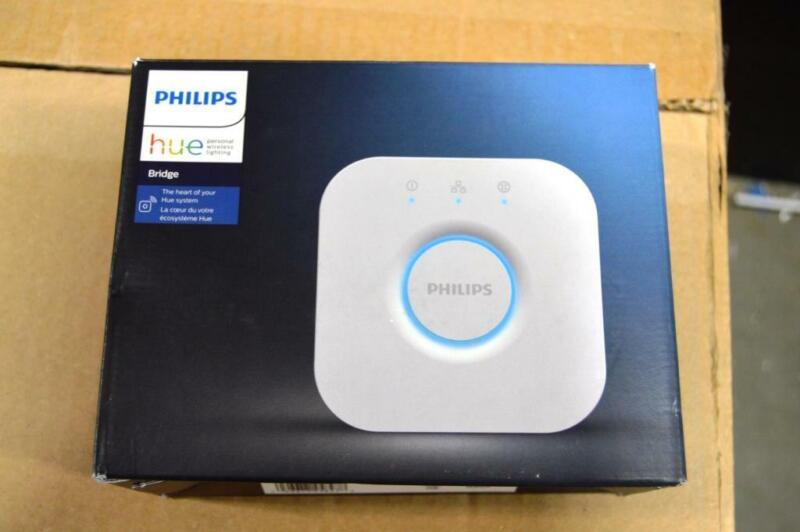 Philips Hue 458471 Bridge 2nd Generation - White- NO ORIGINAL BOX