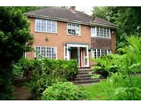 Double furnished room to rent in a delightful House, central Leamington Spa Monday to Friday ideally