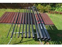 14.5m Diawa Fast Carpin Pole