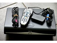 Sky Box DRX890-Z, Remote and Sky Wireless Connector plus Leads . . .