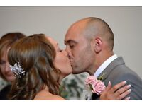 Wedding photography offer £550