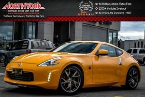2017 Nissan 370Z Touring Sport|Manual|Nav|BOSE|Leather|Backup Ca