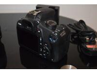 Canon 1200D + 2 Canon Lenses + Canon Bag
