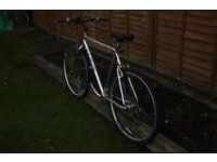 RIDEBACK bike 25 inch frame