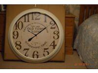 Very Large Clock
