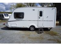 2009 SWIFT FREESTYLE 460 2-BERTH FULL SIZE END BATHROOM MOTOR MOVER STERLING