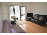 spacious one bedroom apartment in this lovely canal side development of Abbott`s Wharf. Development