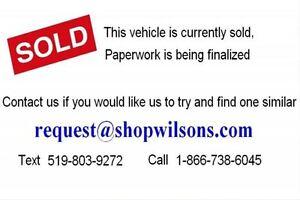 2016 Chrysler Town & Country $65/WK, 5.49% ZERO DOWN! TOURING! D