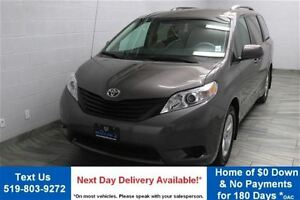 2014 Toyota Sienna 7-PASSENGER! REAR A/C! ALLOYS! POWER PACKAGE!