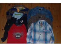 Boys clothes bundle age 2-3 Fat Face/Gap/M&S