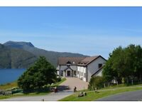 General Assistant to help in busy Bed and Breakfast in Ullapool - Live in position