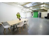 London Commercial Studio Hire with Infinity Cove. Photographer/Videographer. Fashion Photography