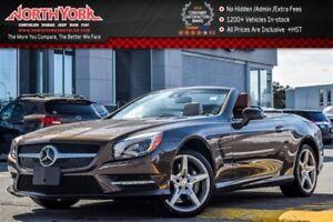 2014 Mercedes-Benz SL-Class 550 |SportsWheelPkg|MagicSky|Nav|H/K