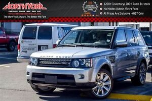 2013 Land Rover Range Rover Sport HSE LUX|CleanCarProof/1-Owner|