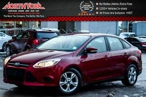 2014 Ford Focus SE|CleanCarProof|HtdFrontSeats|Bluetooth|Keyless