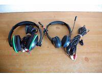 Turtle Beach Gaming Headsets - Earforce XL1, Earforce PLa