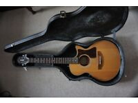 Guild S4CE-NT 'Songbird' electro-acoustic guitar