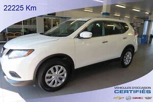 2015 NISSAN ROGUE FWD S S
