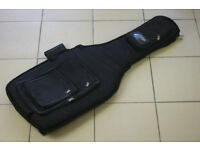 Deluxe Thick Padded Guitar Gig Bag for Strat, Tele, Les Paul e.t.c.... WILL POST