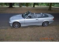 BMW 318 i CONVERTIBLE E36 MANUAL GEARBOX !!! LOOK!!!