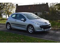 2009 Peugeot 207 Verve 1.4 HDI *Immaculate Condition with 1 year Mot*