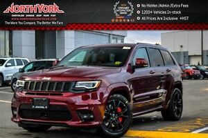2017 Jeep Grand Cherokee NEW Car SRT|4x4|Tow,Audio Pkgs|PanoSunr