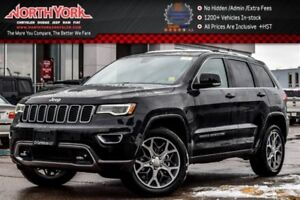 2018 Jeep Grand Cherokee LIMITED 4x4|Sterling Edition Luxury Pkg