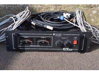 B.K.Electronics MXF 600 Mos-Fet Power Amp