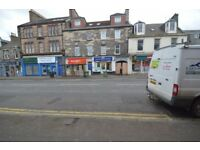 AVAILABLE FROM DECEMBER 1 bedroom furnished flat to rent on North High Street (Musselburgh)