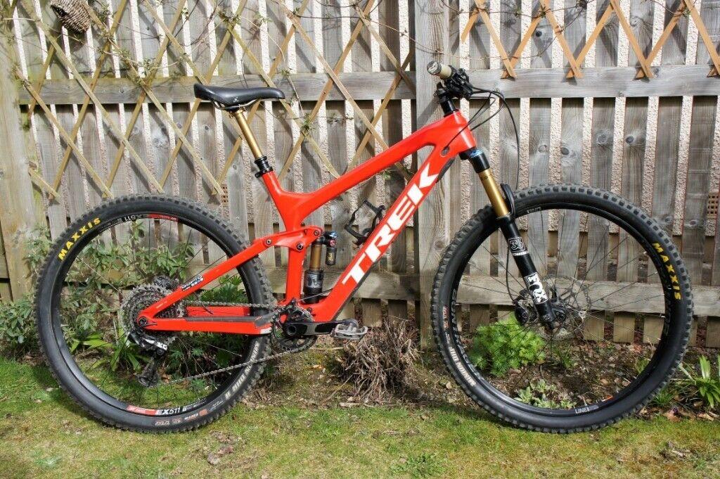 3251ec5e0ac Trek Slash 9.9 29er Carbon Trek Racing   in Innerleithen, Scottish ...