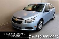 2011 Chevrolet Cruze LS 6-SPEED! POWER PACKAGE! TRACTION CONTROL