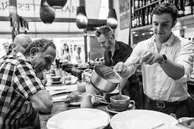 Commis Waiter - Part time - Award Winning Bar & Restaurant - Chiswick W4