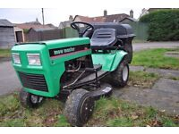 Mow Master Ride on Lawnmower
