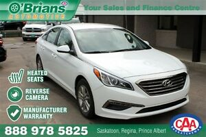 2016 Hyundai Sonata Limited - RVRSE CAMERA  BLUETOOTH WARRANTY Regina Regina Area image 1