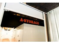 Secure Self Storage at affordable prices.
