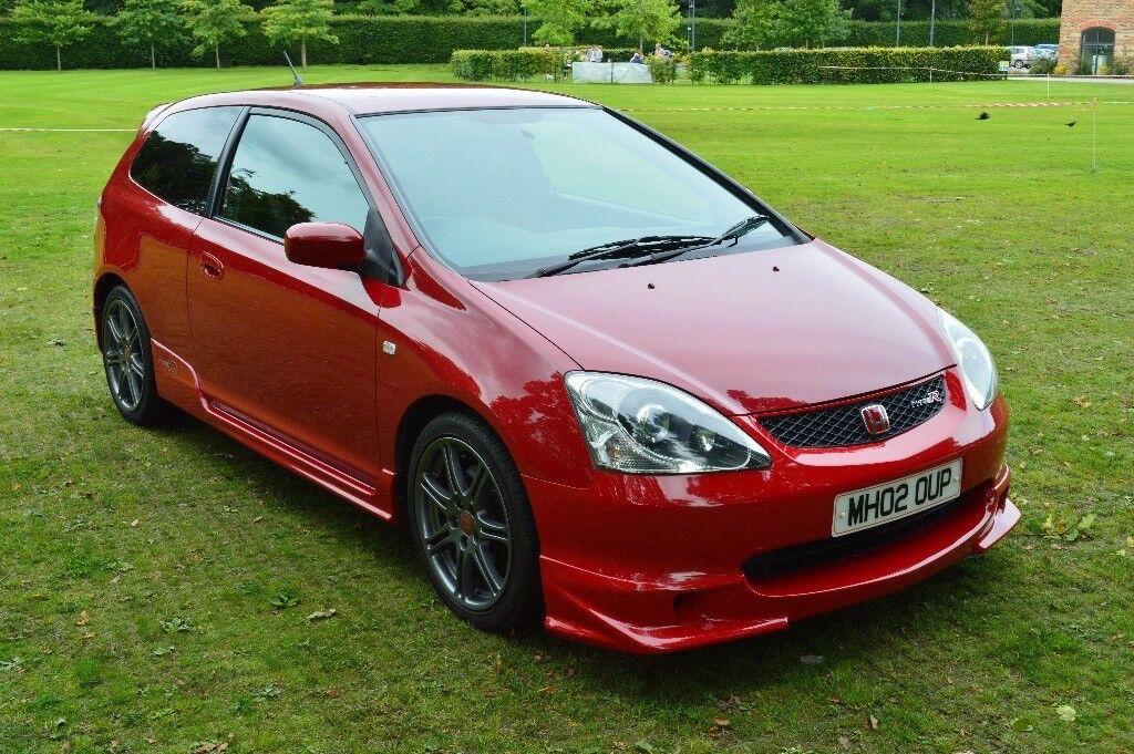 2002 honda civic type r full mot not st or m3 gti in for Honda civic oil type
