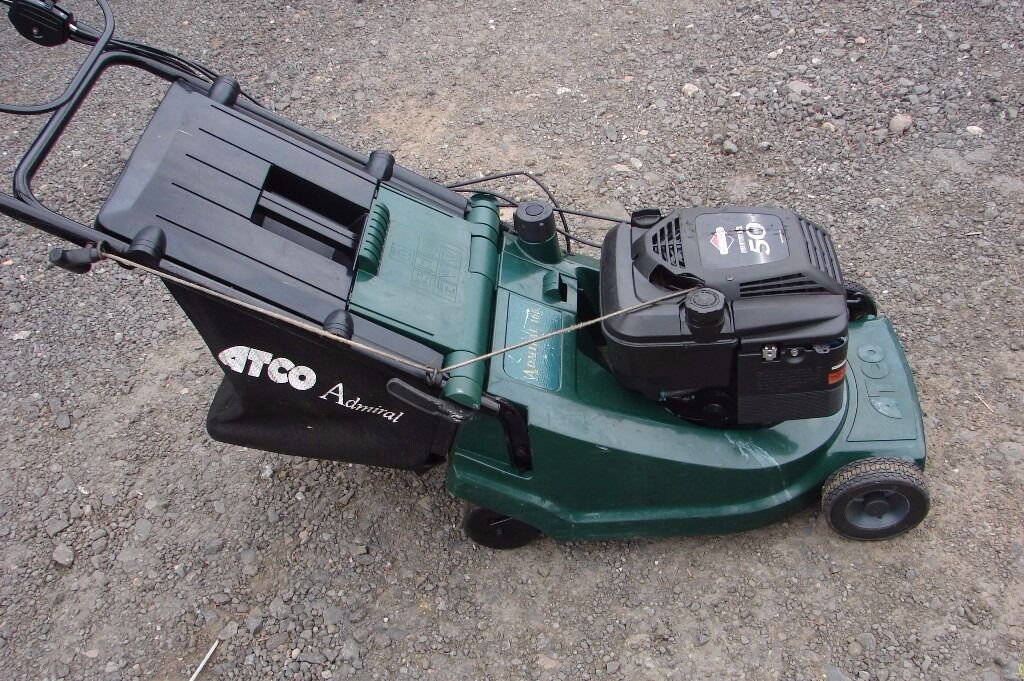 atco admiral 16 inch cut self propelled roller drive ...