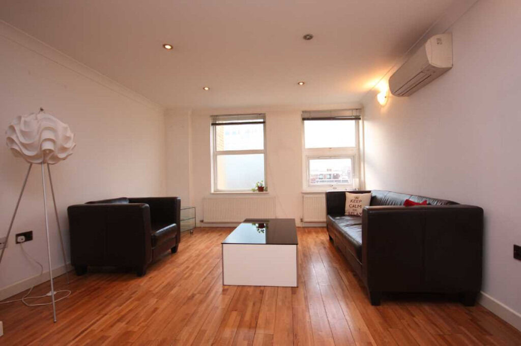 Two bedroom flat in fabulous location in E1