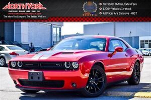 2016 Dodge Challenger R/T|Manual|HEMI|Tech,Blacktop,SoundPkgs|Na