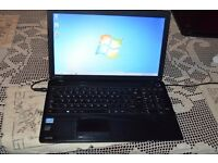 Toshiba laptop i3 1tb 6gb hdmi
