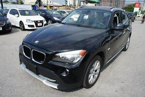 2012 BMW X1 xDrive28i   |  PREIMUM PKG  |  PANORAMIC SUNROOF